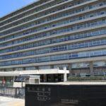 国土交通省の庁舎建物の写真画像