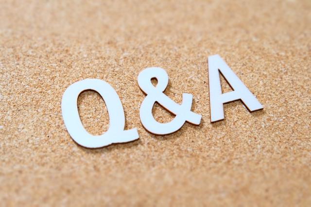 Q&A:写真画像