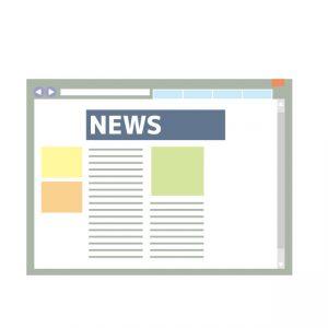 ニュースのイラスト:写真画像