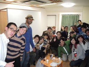 シェアハウス:パーティー・イベント:写真画像